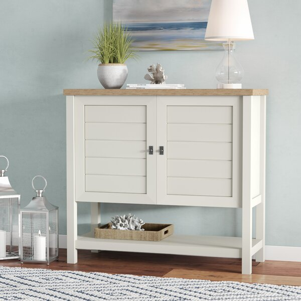 Myrasol Storage 2 Door Accent Cabinet by Highland Dunes