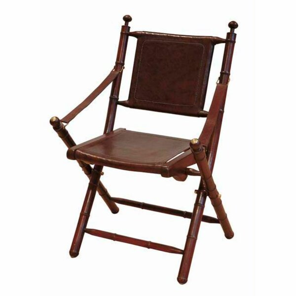 Wood Folding Butterfly Chair by Eichholtz