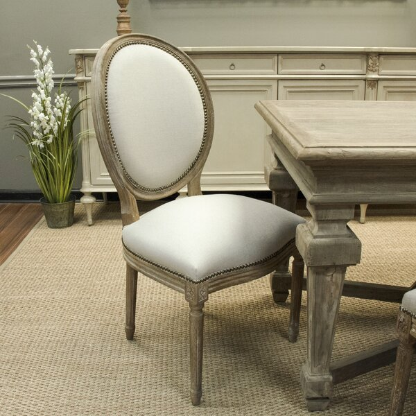 Arvidson Upholstered Dining Chair By One Allium Way