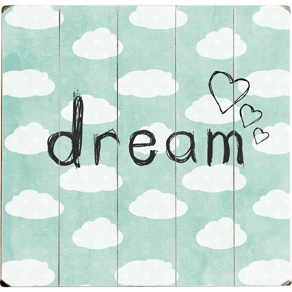 Dream Clouds Drawing Print Multi-Piece Image on Wood by Artehouse LLC