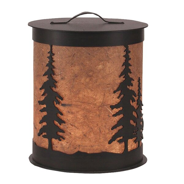 Goodman Feather Tree 1-Light Night Light by Loon Peak