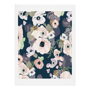 Une Femme Painting Print by East Urban Home