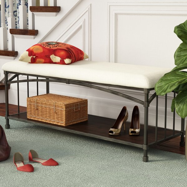 Barker Storage Bench by Darby Home Co