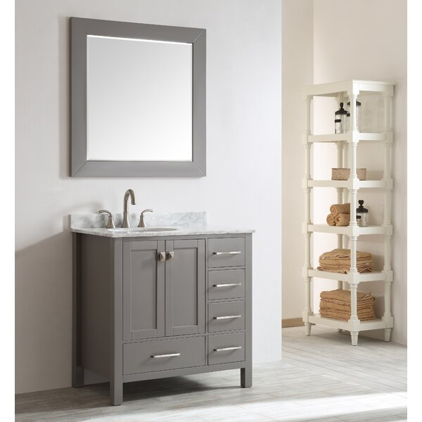 Pichardo 36 Single Bathroom Vanity Set by Brayden Studio