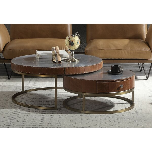 Rayan 2 Piece Coffee Table Set By Williston Forge
