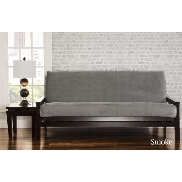 Brooks Box Cushion Futon Slipcover by Latitude Run