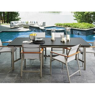 Del Mar 7 Piece Teak Dining Set
