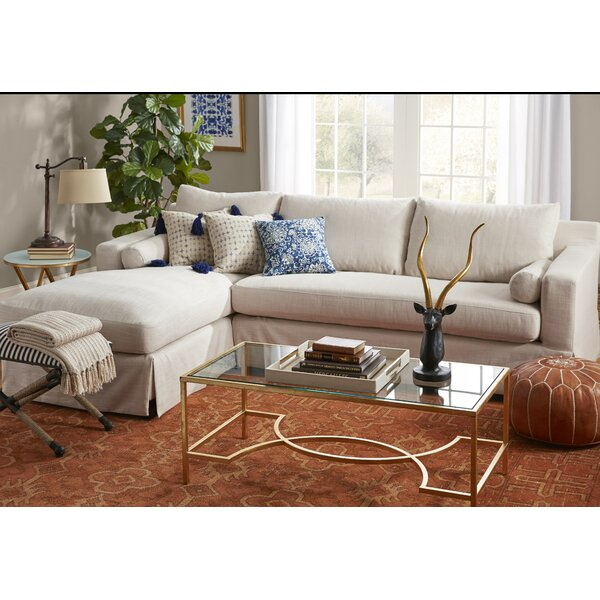 Halle Sectional By Beachcrest Home