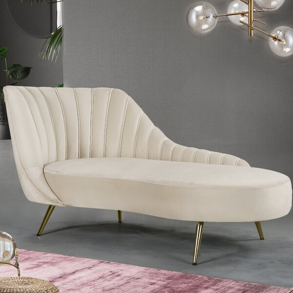 Koger Chaise Lounge by Everly Quinn