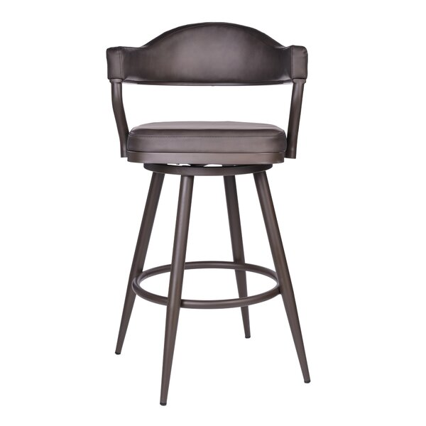 Norwood 30 Swivel Bar Stool by George Oliver