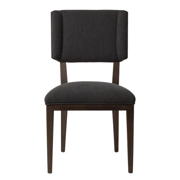 Fleeton Upholstered Dining Chair by Corrigan Studio