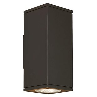 Affordable Price Perera Outdoor Sconce By Orren Ellis