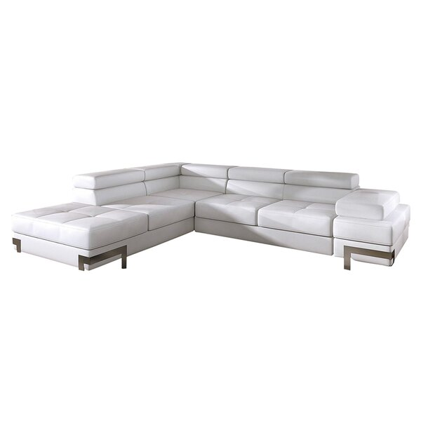 Anel Sleeper Sectional by Orren Ellis
