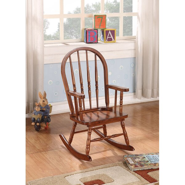 Snavely Youth Rocking Chair By Harriet Bee