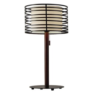 Reviews Ike 26 Table Lamp By Ivy Bronx