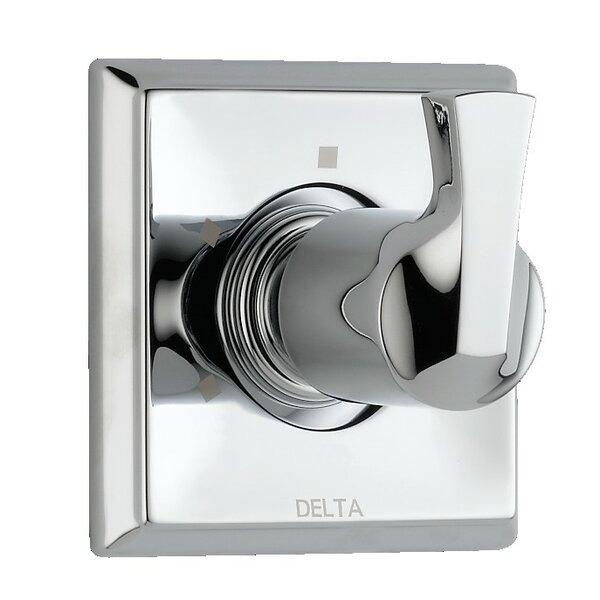 Dryden Diverter Faucet Trim with Lever Handles by Delta