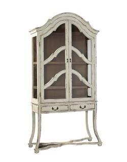 Fayette Curio Cabinet by Furniture Classics
