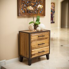 Kellan 3 Drawer Rectangular Chest by Williston Forge