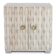 Jakob 2 Door Accent Cabinet by Gild