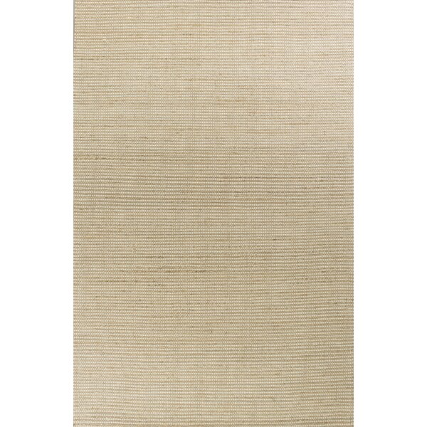 Anders Hand Woven Wool Ivory Area Rug by Longshore Tides