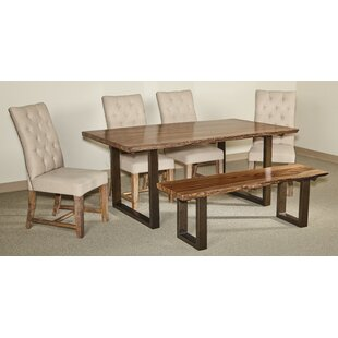 Comparison Waldon Dining Table ByMillwood Pines
