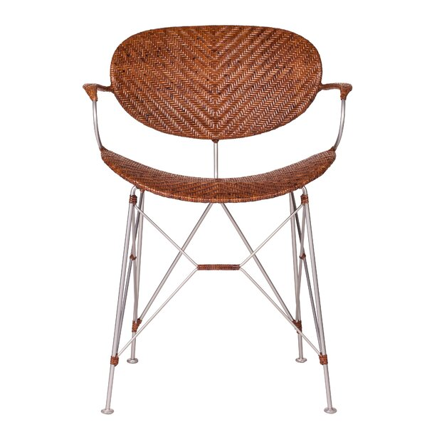 Zen Dining Chair by Bungalow Rose