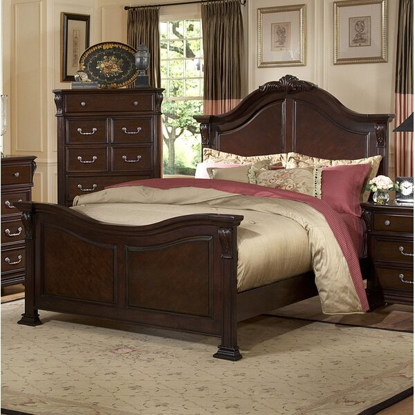 Raftery Standard Bed by Astoria Grand