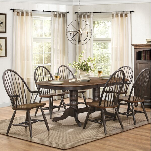 Estefania 7 Piece Extendable Dining Set by Gracie Oaks