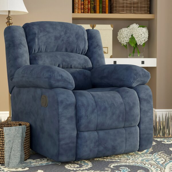 Parkmead Manual Wall Hugger Recliner by Andover Mi