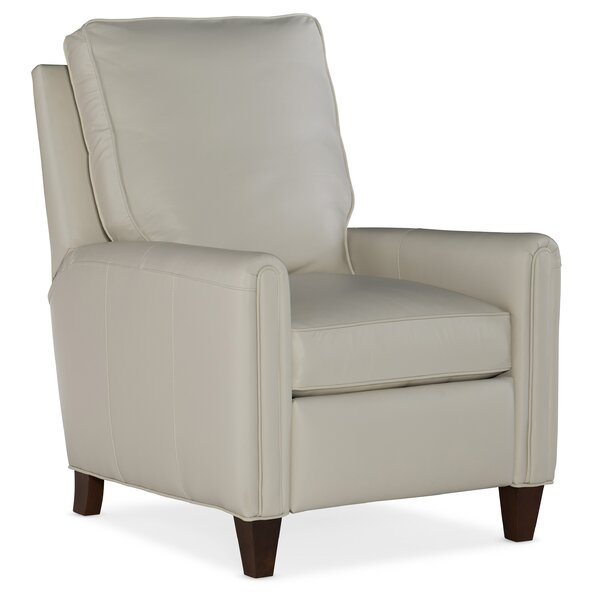Home & Outdoor Weiss 3-Way Leather Recliner