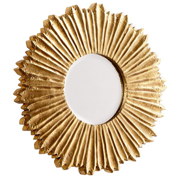 Starburst Wall Mirror by Cyan Design