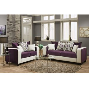 Riverstone 2 Piece Living Room Set by Flash Furniture