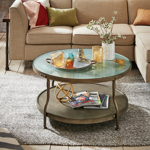 Celestiel Coffee Table by Trent Austin Design