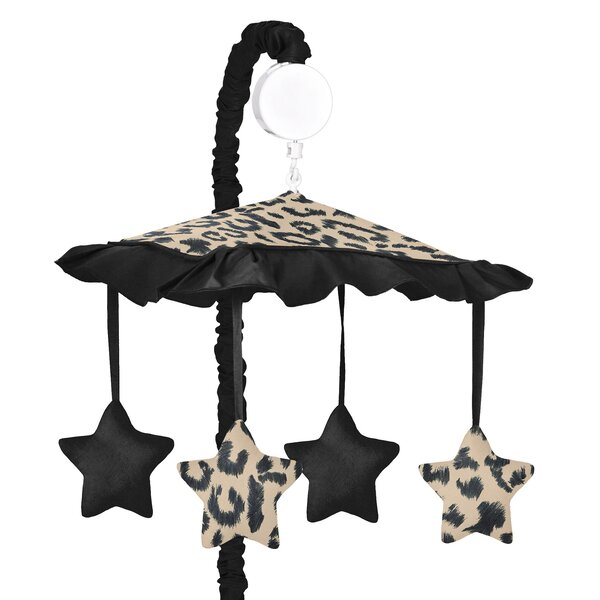 Animal Safari Musical Mobile By Sweet Jojo Designs.