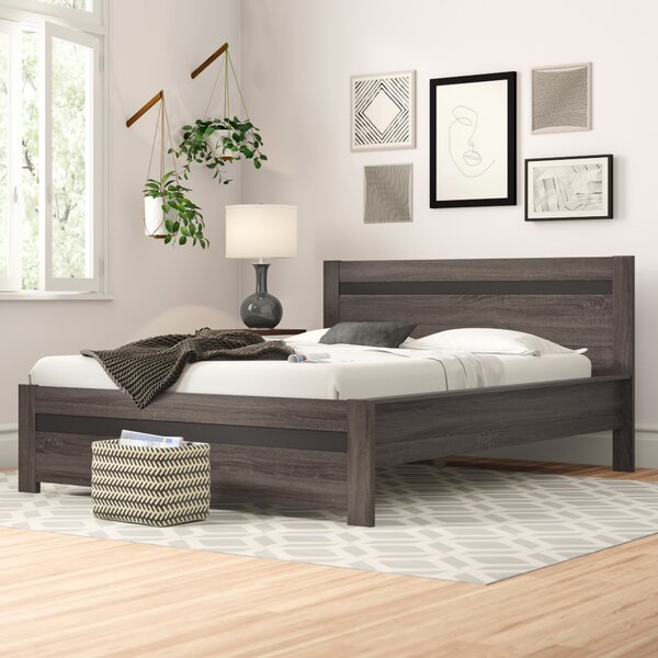 Joshua Queen Platform Bed by Zipcode Design