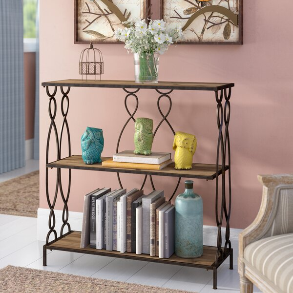 Provencal Etagere Bookcase by Lark Manor