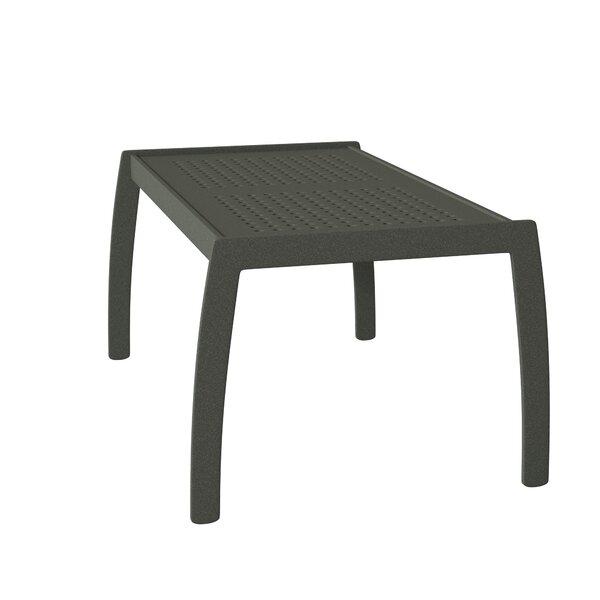 Boulevard Metal Coffee Table by Tropitone Tropitone