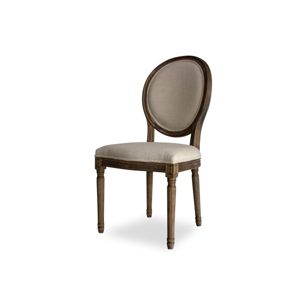 Eau Claire Upholstered Dining Chair (Set of 2) by One Allium Way