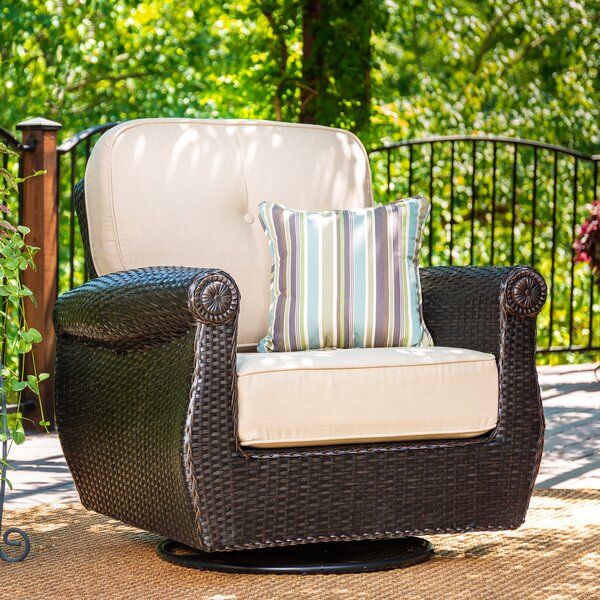 Breckenridge Patio Chair with Sunbrella Cushion by La-Z-Boy Outdoor La-Z-Boy Outdoor