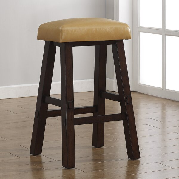 Saddle 30 Bar Stool by American Heritage