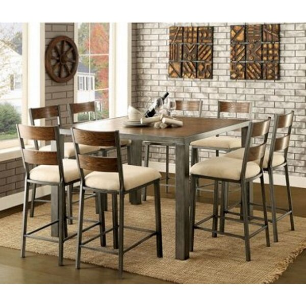 Ericka 5 Piece Counter Height Dining Set by Gracie Oaks Gracie Oaks