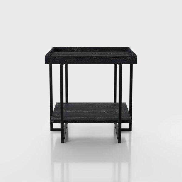 Fatululik Frame End Table by Brayden Studio Brayden Studio