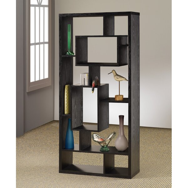 Geometric Bookcase By Wildon Home®