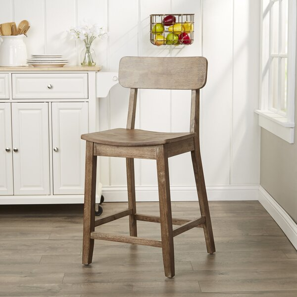 Worcester 24 Bar Stool by Beachcrest Home