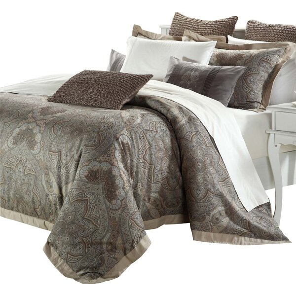 Fluellen 3 Piece Duvet Cover Set