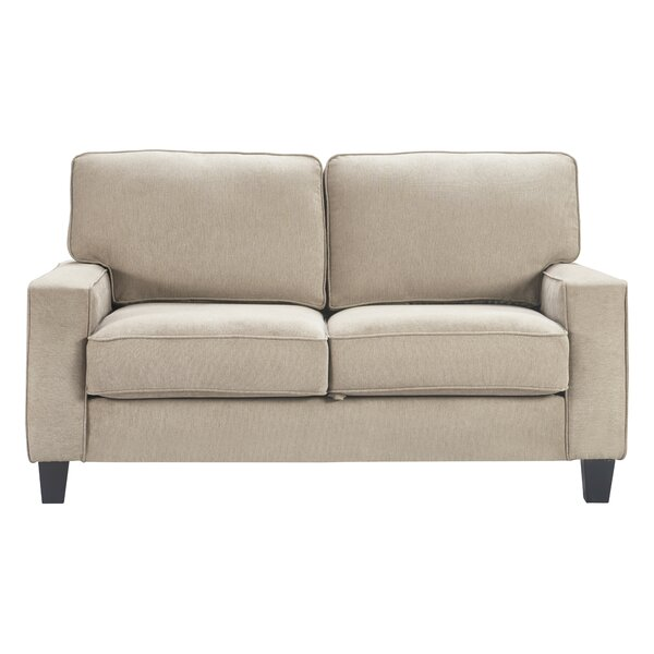 Top Offers Palisades Loveseat by Serta at Home by Serta at Home