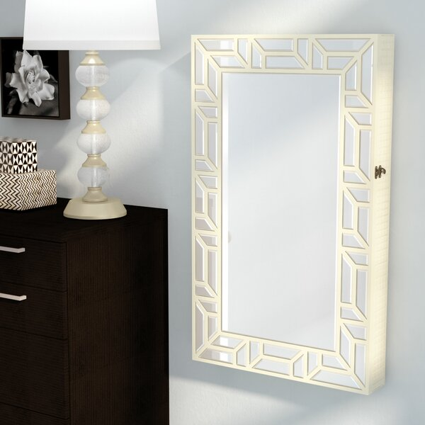 Earles Jewelry Armoire by Ivy Bronx