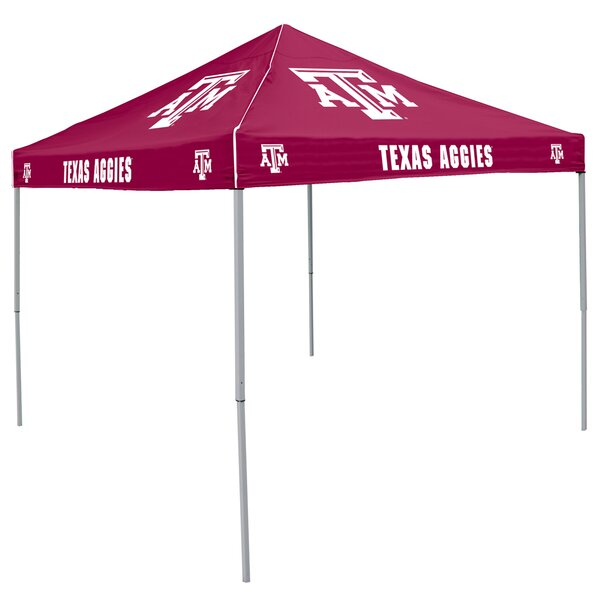 Collegiate Maroon Tent - Texas A and M by Logo Brands