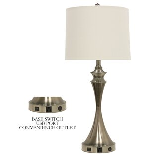 Outlet table lamps youll love wayfair fife metal 31 table lamp greentooth Gallery