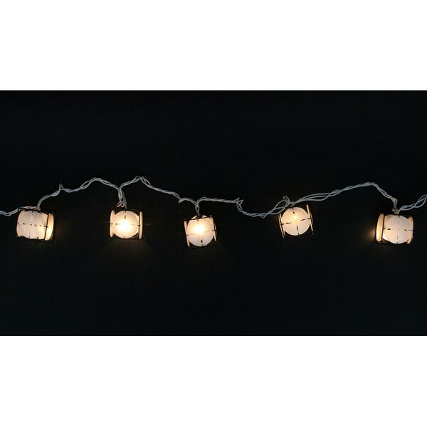 Lantern Party Patio Light String by Sienna Lighting